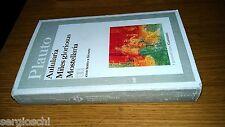 PLAUTO-AULULARIA MILES GLORIOSUS MOSTELLARIA-GARZANTI-2001-SL32