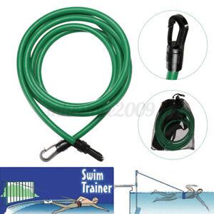 2/3/4m Swim Training Strength Belt Neoprene Swimming Training Harness