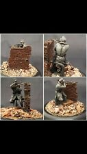 Pro Painted 1/35 Enemy At The Gates Sniper Diorama