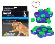 Dog Toy Paw Puzzle Hide Treats Bowl Interactive Game Food