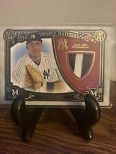 2016 Topps Museum Collection CC Sabathia Patch/Relic /35