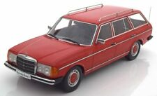 Mercedes S123 T-model 1978 Red 1:18 Model KK SCALE