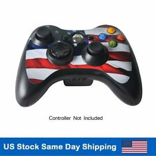 Vinly Decal Cover Skin Sticker for Xbox 360 Controller Decal Gampad Protect Flag