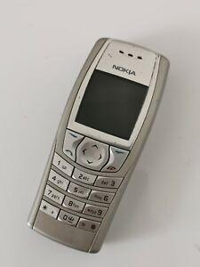 Nokia 6610i - Grey (Unlocked) Mobile Phone