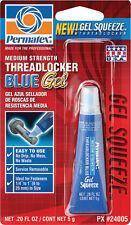 New listing Permatex Threadlocker Blue Gel 5Gr 24005