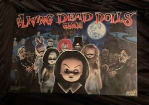Living Dead Dolls Board Game Factory Sealed New sullenToys