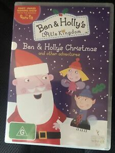 Ben And Holly's Little Kingdom- Ben & Holly's Christmas DVD Region 4