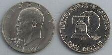 USA Eisenhower Dollar 1976 P p206 Typ II vz-unz
