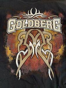 Bill Goldberg Long Sleeve Shirt Tribal WWE L Large WCW Who's Next NXT