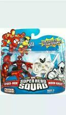 marvel superhero squad spiderman vs moon knight