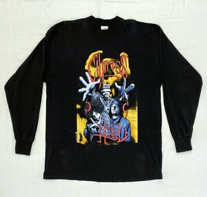 CYPRESS HILL EXPERIENCE hip pop long sleeve t-shirt vintage