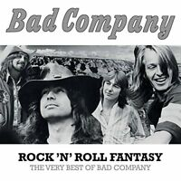 Bad Company - Rock 'N' Roll Fantasy: The Very Best Of Bad Company [CD]