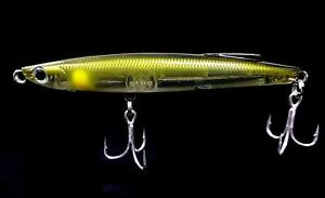 BASSDAY BUNGYCAST FC-284 100mm / 30g sinking pencil stick bait FISHING LURES