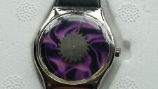 Unbranded Polished Unisex Plastic Strap Wristwatches