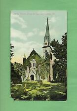 STONE CHAPEL At DRURY COLLEGE In SPRINGFIELD, MO On Vintage Unused Postcard
