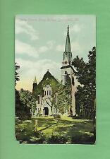 STONE CHAPEL At DRURY COLLEGE In SPRINGFIELD, MO On Vintage Unused Postcard