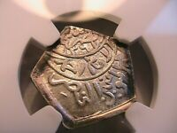 1954 (1373) YEMEN 1/8 Rial NGC MS-66 Choice GEM BU Lustrous Middle East Coin
