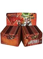 Unstable Booster Box ENGLISH Factory Sealed 36 Packs Magic The Gathering MTG