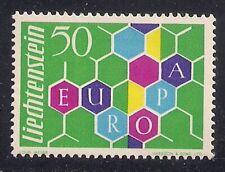 Liechtenstein  1960  Sc # 358  EUROPA   MLH   (46064)