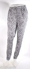 NWT WOMENS VOLCOM SHIPWRECKED LEGGING PANTS S black knit pockets soft mx134