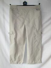 Cotton Not Relevant High Capri, Cropped Trousers for Women