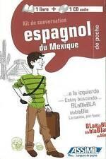 Espagnol Du Mexique De Poche: Kit De Conversation by Enno Witfeld (Mixed...
