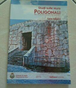 STUDI SULLE MURA POLIGONALI DI LUCA ATTENNI EDIZIONE VALTREND 2015