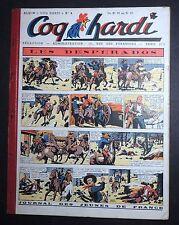 COQ HARDI Album éditeur n°4 - n°55 à 67 - 1947.  Très Bel état