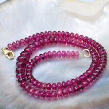 Halsketten mit Edelsteinen Sets mit Turmalin-Hauptstein für Damen