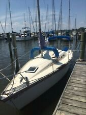 "1984 Hunter 25'5"" Sailboat - North Carolina"