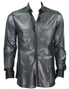 Costume National Homme ocassion shirt black