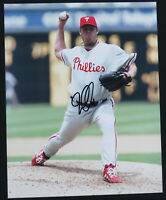 Jon Lieber Philadelphia Phillies Baseball Autographed Signed 8x10 Color Photo