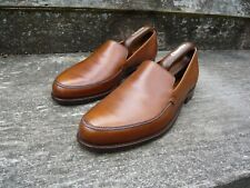 CROCKETT & JONES LOAFERS – BROWN / TAN – UK 8.5 – EXCELLENT CONDITION