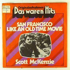 "7"" Single - Scott McKenzie - San Francisco - S1911 - washed & cleaned"