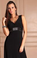 Party Evening Ladies Dress Elegant Wedding Women Classic Formal UK Size 8 - 22
