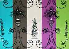 .Designers Guild Fabric Taillandier Amethyst  Embroidered Silk soft furnishing