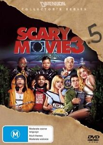 Scary Movie 3.5 (DVD, 2006)*R4*Terrific Condition*Charlie Sheen*