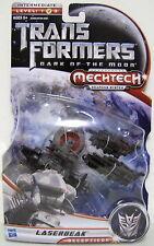 "LASERBEAK Transformers 3 DOTM Movie Deluxe Class 5"" inch Figure Facing Left 2011"