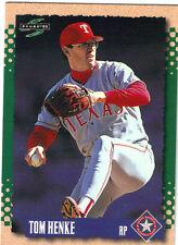 1995 Score Tom Henke #150 Texas Rangers Baseball Card
