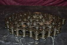 "120 ANSI Riveted Roller Chain 10 ft. 2.1"" Width 1.5"" Pitch"