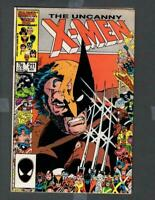 Uncanny X-Men #211, FN- 5.5, 1st Full Appearance Marauders