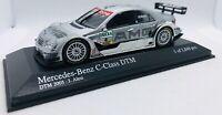 Minichamps 1/43 Mercedes Benz C Class DTM  2005 Team AMG J. Alesi 400053504