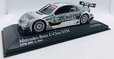 Minichamps 1/43 Mercedes Benz C Class DTM  2005 Team AMG J. Alesi 400053504