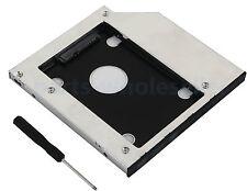 SATA 2nd 2.5 Disque Dur HDD SSD Boîte pour ASUS N550 N550JA N550JV N750JV n76vb