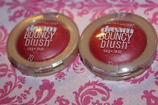 2X Maybelline DREAM BOUNCY BLUSH  #70 HOT TAMALE  / SEALED  + GIFT!