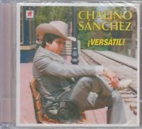 NEW - Chalino Sanchez CD Versatil ! 15 EXITOS SHIPS NOW !
