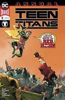 Teen Titans Annual #1 DC