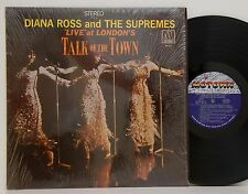 Diana Ross  &  The Supremes     Talk to the town      Shrink     USA     NM # D