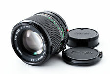 Canon New FD 100mm f/2.8 1:2.8 NFD MF Portrait Lens from Japan [Near Mint]