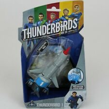 Thunderbird 1-Thunderbirds Are Go Toy Rocket Sound Effects Retractable Wings NEW